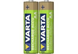 Аккумулятор Varta Rechargeable Accu Endless  2xAA 2500 mAh BLI NI-MH (56686101402) стоимость