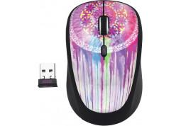 Мышь Trust Yvi Wireless Mouse purple dream catcher (20252)