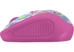 Мышь Trust Primo Wireless Mouse - pink flowers (21481) описание