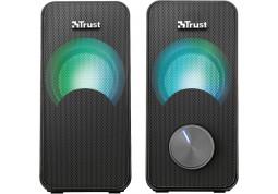 Компьютерные колонки Trust Arys RGB Compact 2.0 Speaker Set (23120) отзывы