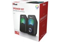 Компьютерные колонки Trust Arys RGB Compact 2.0 Speaker Set (23120) купить