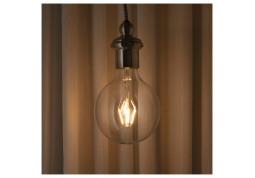 Светодиодная лампа  IKEA Lunnom LED E27 600 lumen (203.545.66) описание