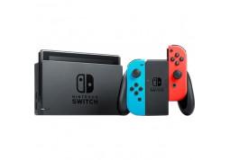 Игровая приставка Nintendo Switch with Neon Blue and Neon Red Joy-Con в интернет-магазине