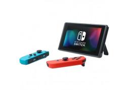 Игровая приставка Nintendo Switch with Neon Blue and Neon Red Joy-Con купить
