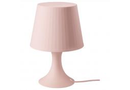 Настольная лампа IKEA Lampan 503.990.64 (светло-розовый)