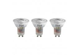 Светодиодная лампа  IKEA Ryet LED GU10 200Lm набор 3 шт (503.986.01)