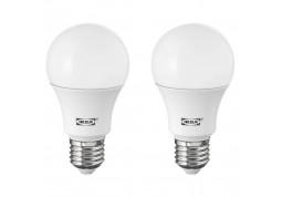 Светодиодная лампа  IKEA Ryet LED E27 1000Lm набор 2 шт (003.632.65)