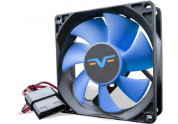 Вентилятор Frime FBF80 Black/Blue Molex (FBF80HB4)