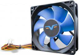 Вентилятор Frime FBF80 Black/Blue 3-pin (FBF80HB3)