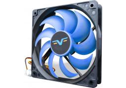 Вентилятор Frime FBF120 Black/Blue 3-pin (FBF120HB3)