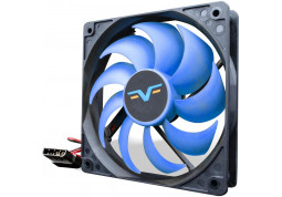 Вентилятор Frime FBF120 Black/Blue Molex (FBF120HB4)
