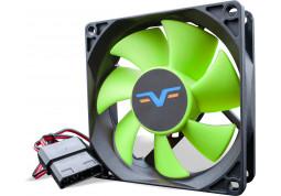 Вентилятор Frime FGF80 Black/Green Molex (FGF80HB4)