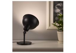 Настольная лампа IKEA Skurup 104.129.20 (черный) фото