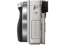 Фотоаппарат Sony Alpha A6000 body Silver в интернет-магазине