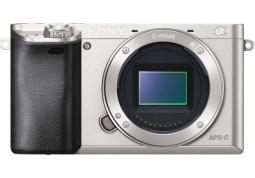 Фотоаппарат Sony Alpha A6000 body Silver
