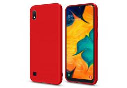 Чехол-накладка MakeFuture Flex для Samsung Galaxy A10 SM-A105 Red (MCF-SA105RD) отзывы