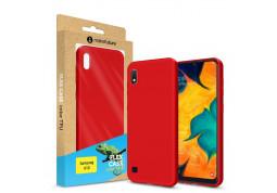 Чехол-накладка MakeFuture Flex для Samsung Galaxy A10 SM-A105 Red (MCF-SA105RD) недорого