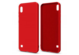 Чехол-накладка MakeFuture Flex для Samsung Galaxy A10 SM-A105 Red (MCF-SA105RD)