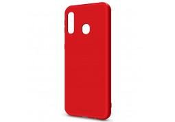 Чехол-накладка MakeFuture Flex для Samsung Galaxy A40 SM-A405 Red (MCF-SA405RD)