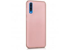 Чехол-накладка MakeFuture Flex для Samsung Galaxy A50 SM-A505 Rose (MCF-SA505RS) дешево