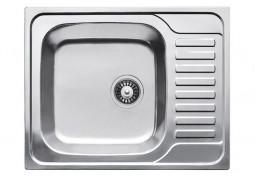 Кухонная мойка Fabiano 65x50 Микродекор