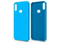 Чехол-накладка MakeFuture Flex для Samsung Galaxy A10s SM-A107 Light Blue (MCF-SA10SLB)