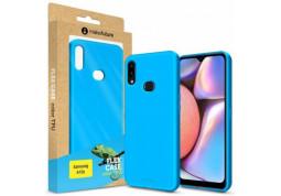 Чехол-накладка MakeFuture Flex для Samsung Galaxy A20s SM-A207 Blue (MCF-SA20SBL) купить