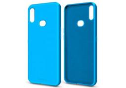 Чехол-накладка MakeFuture Flex для Samsung Galaxy A20s SM-A207 Blue (MCF-SA20SBL)