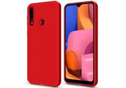 Чехол-накладка MakeFuture Flex для Samsung Galaxy A20s SM-A207 Red (MCF-SA20SRD) дешево