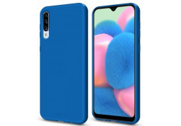 Чехол-накладка MakeFuture Flex для Samsung Galaxy A30s SM-A307 Blue (MCF-SA30SBL) цена