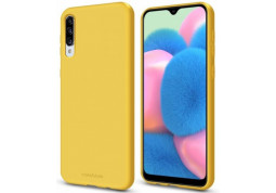 Чехол-накладка MakeFuture Flex для Samsung Galaxy A30s SM-A307 Yellow (MCF-SA30SYE) описание