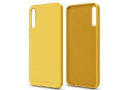 Чехол-накладка MakeFuture Flex для Samsung Galaxy A30s SM-A307 Yellow (MCF-SA30SYE)