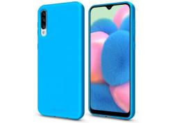 Чехол-накладка MakeFuture Flex для Samsung Galaxy A30s SM-A307 Light Blue (MCF-SA30SLB) недорого