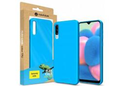 Чехол-накладка MakeFuture Flex для Samsung Galaxy A30s SM-A307 Light Blue (MCF-SA30SLB) стоимость