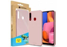 Чехол-накладка MakeFuture Flex для Samsung Galaxy A20s SM-A207 Rose (MCF-SA20SRS) стоимость