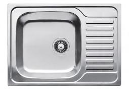 Кухонная мойка Fabiano 70x50 Микродекор