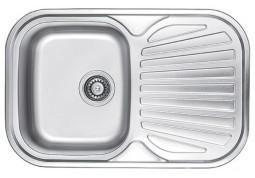 Кухонная мойка Fabiano 74x48 Микродекор
