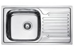 Кухонная мойка Fabiano 78x43 Микродекор