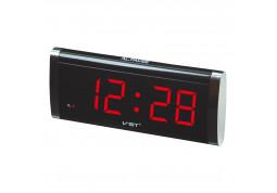 Настольные часы  VST 730-1 Red LED