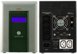 ИБП AEG Protect A.1000