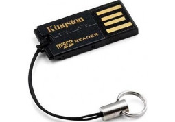 Картридер Kingston Ultra-Portable USB 3.0 microSD/SDHC/SDXC (FCR-MRG2)