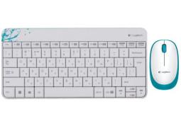 Комплект (клавиатура + мышь) Logitech MK240 Wireless Combo White (920-008212)