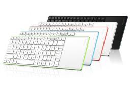Rapoo Bluetooth Touch Keyboard E6700 фото