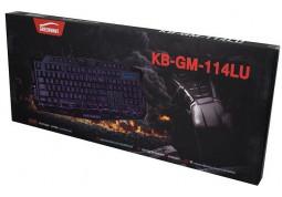 Клавиатура Greenwave KB-GM-114LU описание