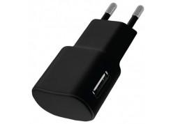 Зарядное устройство Florence 1USB 1A Black (FW-1U010B)