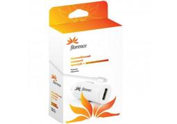 Зарядное устройство Florence USB + cable iPhone 5/6/6 Plus white, 1200mA (CC12-IPH6) фото