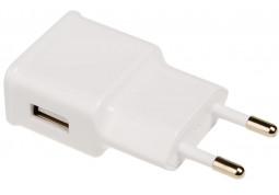 Зарядное устройство Grand-X (1xUSB 1A) White (CH-765W)