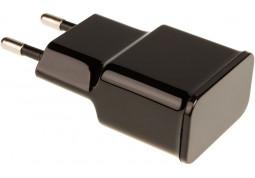 Зарядное устройство Grand-X (1xUSB 1A) Black (CH-765UMB) + microUSB кабель купить