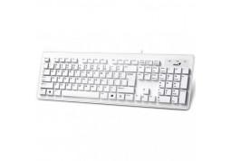 Клавиатура Genius SlimStar 130 White (31300726104)