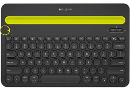 Клавиатура Logitech K480 Black (920-006368, 920-006366)